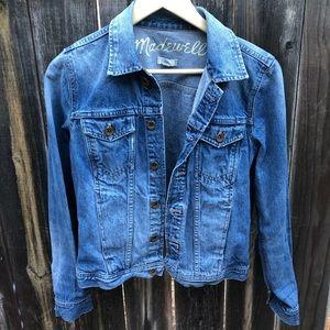 Madewell Denim Jacket - Small
